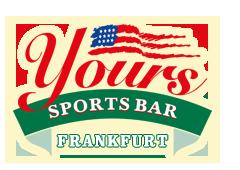 Visit Frankfurt's famous American Sports Bar